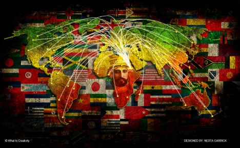 Backdrop Africa