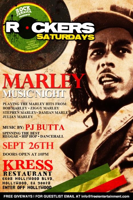 Marley Rockers