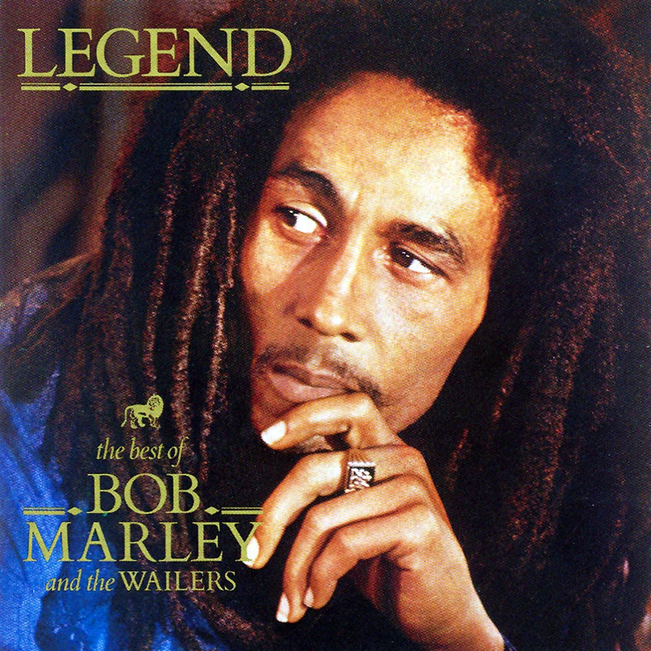 Albums: Bob Marley's Legend Second Longest Charting Album